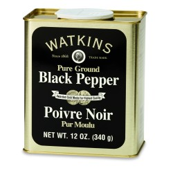 Black Pepper, Pure Ground