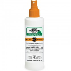 Insectifuge vaporisateur sans DEET avec Icaridine 200 ml