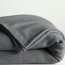 Couverture en polyester grise