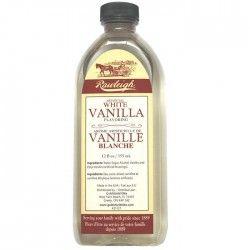 Vanille blanche Rawleigh  360 ml